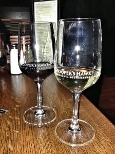 Two Tastings of Wine
