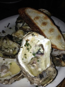 CopperFish Grilled Oysters