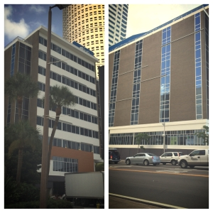 Aloft Downtown Tampa Hotel