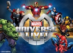 Marvel Universe LIVE! Giveaway