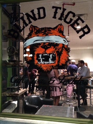 Blind Tiger Cafe in Ybor