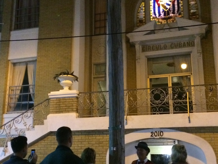Ybor City Ghost Tour Tampa Florida