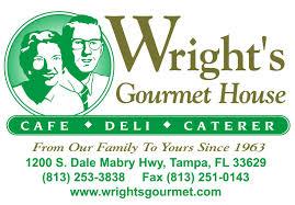 NHIE Tampa Bay Wright's Gourmet