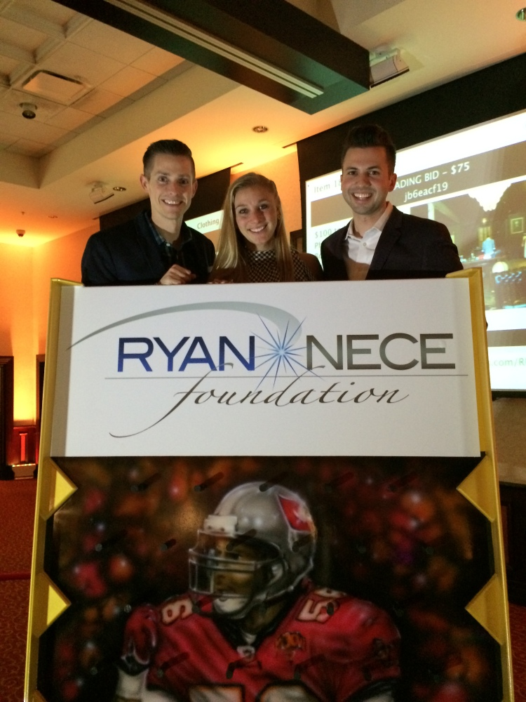 Ryan Nece Holiday Bash 2014