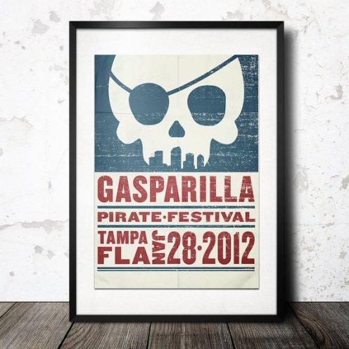 Etsy Nick Gulick Gasparilla 2015 NHIE Tampa Bay