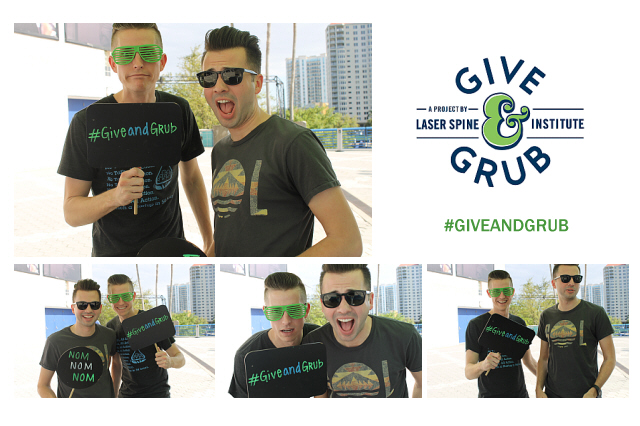 Give and Grub Never Have I Ever Tampa Bay