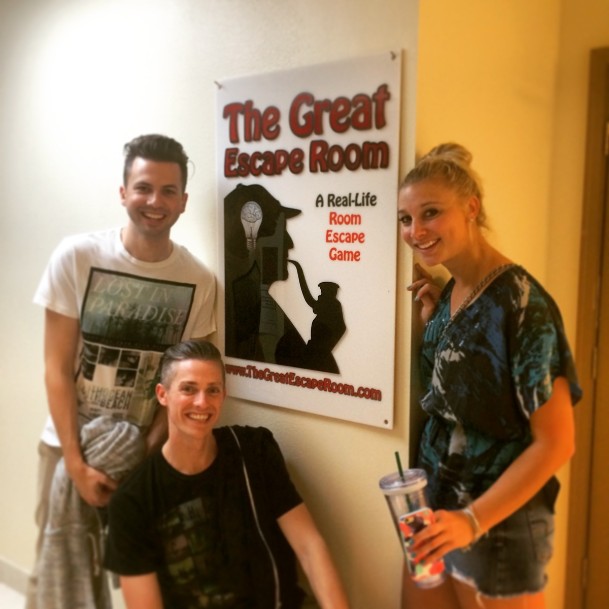 Tampa The Great Escape Room