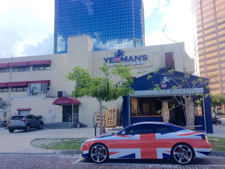 Yeoman's Cask and Lion Downtown Tampa