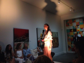 Show and Tell Cass Contemporary Never Have I Ever Tampa Bay