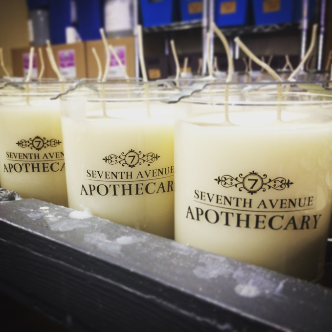 Seventh Ave Apothecary Candle Never Have I Ever Tampa Bay
