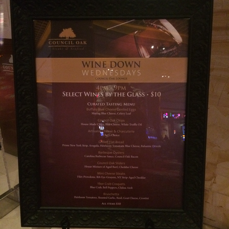 Council Oak Seminole Hard Rock Hotel and Casino Never Have I Ever Tampa Bay
