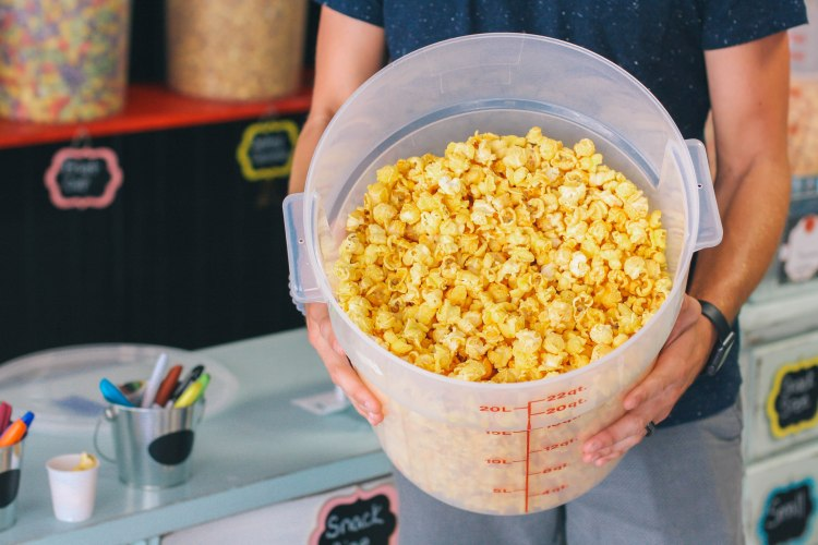Chef Inspired Popcorn Company Tampa