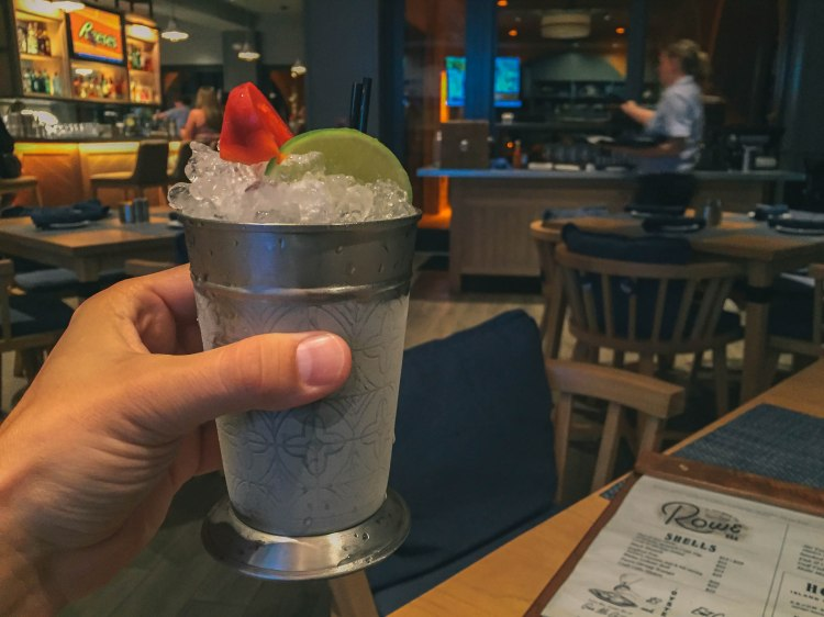 Rowe Bar at Don CeSar
