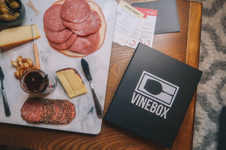 Vinebox Subscription Service
