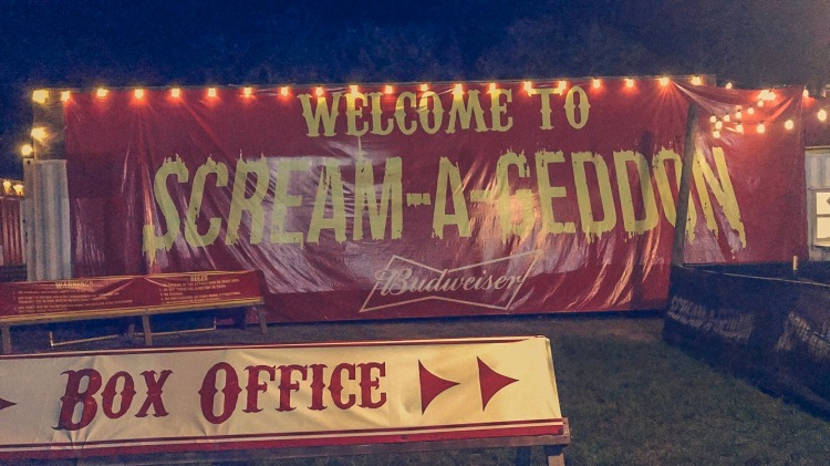 Screamageddon Florida